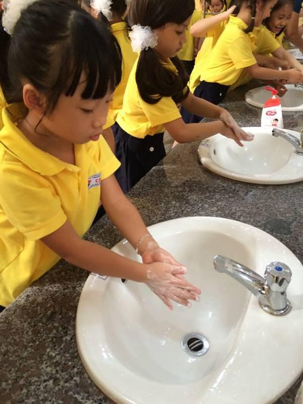 Bài tuyên truyền vệ sinh cá nhân cho trẻ mầm non